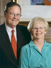 David and Patricia Atkinson